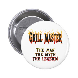 Grill Master Button