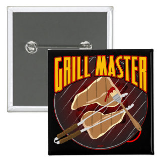 Grill Master Buttons