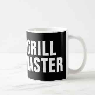 GRILL MASTER Coffee mugs