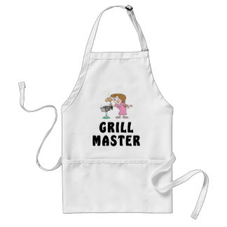 Grill Master Female Aprons
