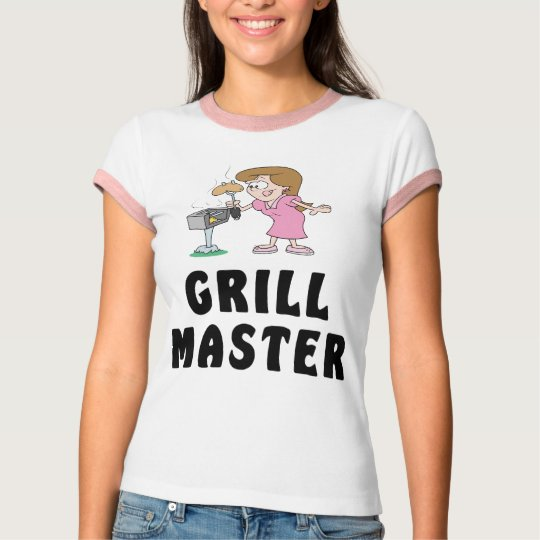 Grill Master Female T-Shirt