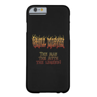 Grill Master Funda Barely There iPhone 6