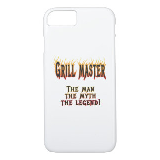 Grill Master Funda iPhone 7