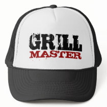Grill master hat