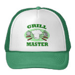 GRILL MASTER HATS