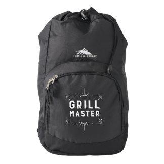 Grill Master High Sierra Backpack