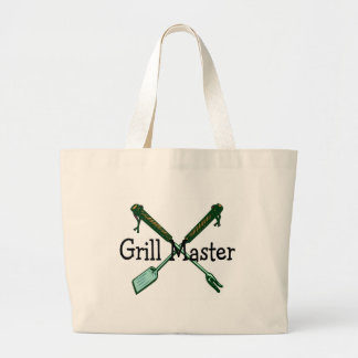 Grill Master Large Tote Bag