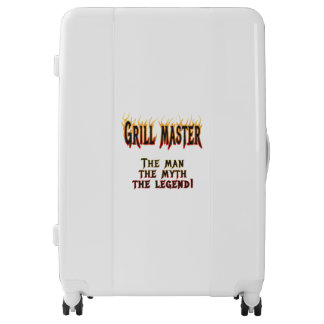 Grill Master Luggage
