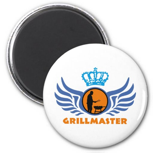 grill master magnets