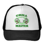 GRILL MASTER MESH HAT