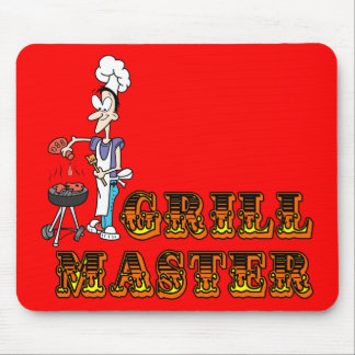 Grill Master Mouse Mats