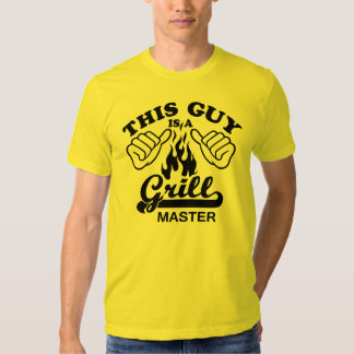 Grill Master Playeras
