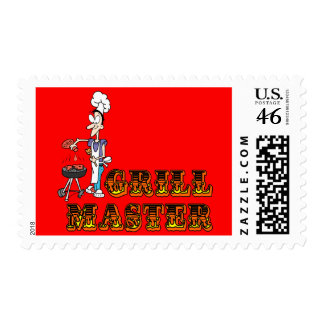 Grill Master Stamps