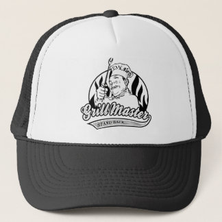 Grill Master Stand Back Trucker Hat