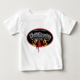 Grill Master - Tame the Flames Baby T-Shirt