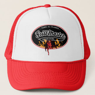 Grill Master - Tame the Flames Trucker Hat