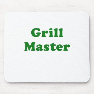 Grill Master Tapete De Ratón