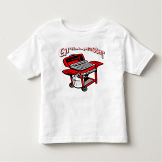 Grill Master Toddler T-shirt