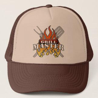 Grill Master Trucker Hat