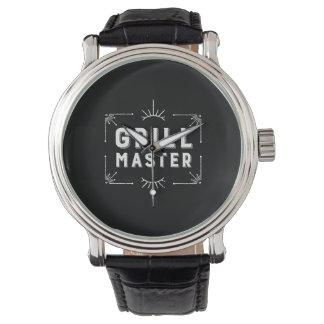 Grill Master Wristwatch