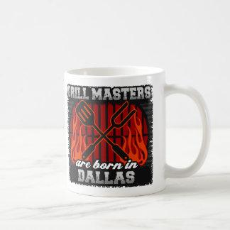 Grill Masters are Born in Dallas Coffee Mug