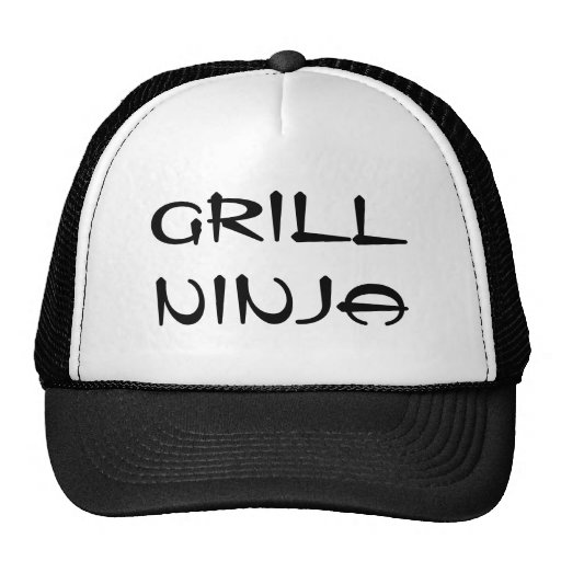 Grill Ninja Trucker Hats