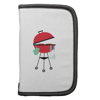Grill Outdoor Cooking Folio Planner