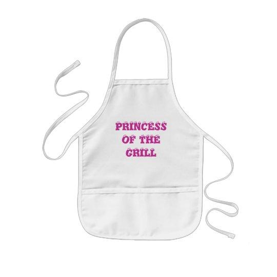 Grill Princess Kids' Apron