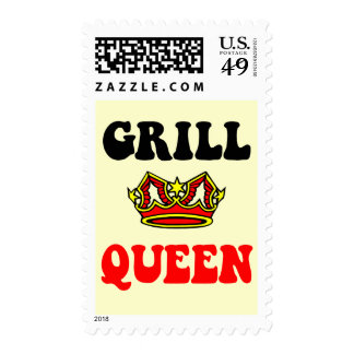 Grill Queen Postage