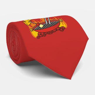 Grill Queen Tie