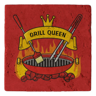 Grill Queen Trivet