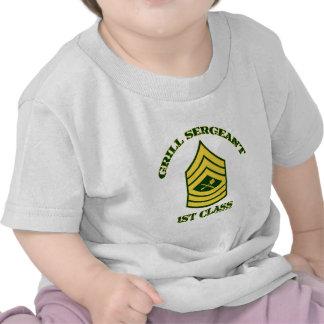 GRILL SERGEANT-1ST CLASS.png Tee Shirt