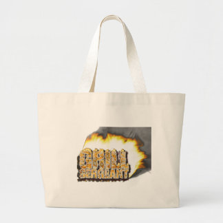 GRILL SERGEANT! Father's Day! Tote Bag