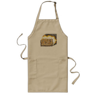 GRILL SERGEANT! Father's Day! Long Apron
