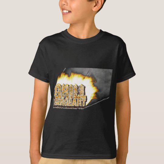 GRILL SERGEANT! Father's Day! T-Shirt