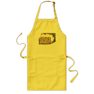GRILL SERGEANT! LONG APRON