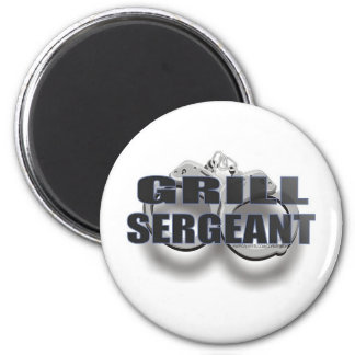 GRILL SERGEANT MAGNET