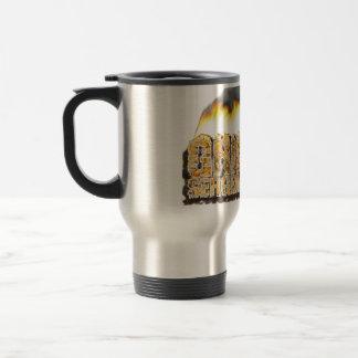 GRILL SERGEANT! COFFEE MUGS