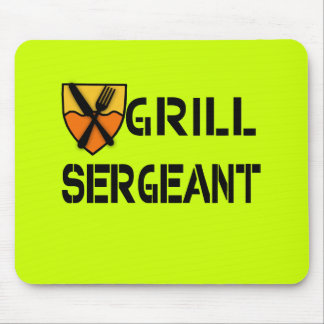 Grill Sergeant Products Mouse Pad
