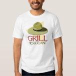 Grill Sergeant T Shirts