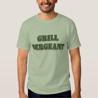 Grill Sergeant Tee Shirt