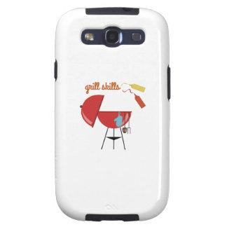 Grill Skills Galaxy SIII Cover