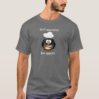 Grill specialist - T-shirt