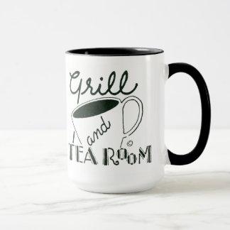 Grill Tea Room Coffee Mug