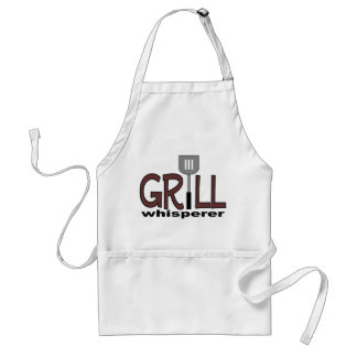 Grill Whisperer Adult Apron