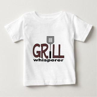 Grill Whisperer Baby T-Shirt