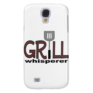 Grill Whisperer Galaxy S4 Cover