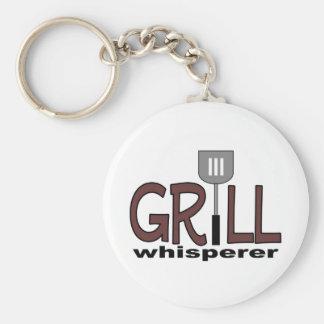 Grill Whisperer Key Chain