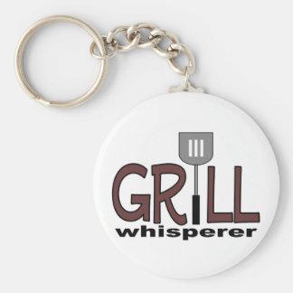 Grill Whisperer Key Chains