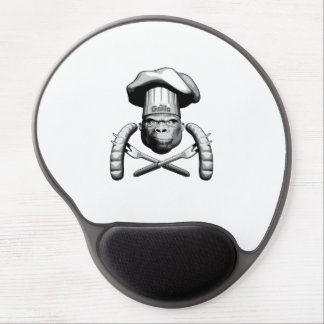 Grilla Chef Gel Mouse Pad